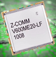 S-Band VCO offers low phase noise performance.