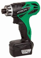 Micro Driver Drill features 10.8 V lithium ion battery.