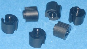 Sheet Metal Edge Fasteners are suited for thin sheets.