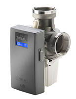 Digital Valve recirculates hot water systems.