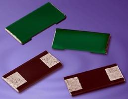 Current Sense Metal Element Resistors offer ratings to 3 W.