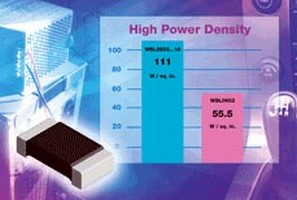 Surface Mount Resistor features 0.20 W power rating.