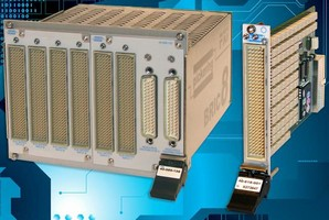 PXI Switching Modules address ARINC 608A specifications.