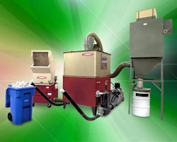 Briquetting Systems handle 800-1,200 lb/hr.