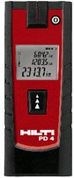 Laser Range Meter withstands tough jobsites.