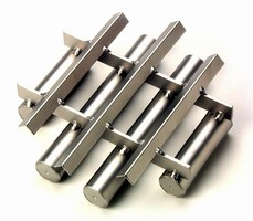 Eriez® Model P Grate Offers Solution for Hoppers of All Shapes