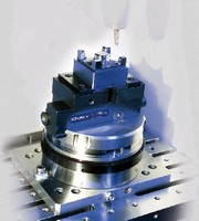 Centric-Clamping Device features encapsulated design.