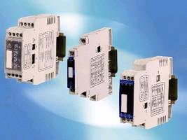 Signal Conditioners feature self-calibrating circuitry.