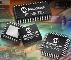 General-Purpose 8-bit MCUs offer low-power operation.