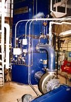 Electrode Boilers achieve up to 99.9% efficiency.