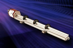 MTS Sensors' Linear Position Sensors Offer Multiple Magnet Capability for Higher Machine Productivity