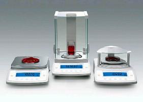 Laboratory Balances include automatic internal calibration.