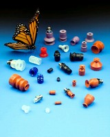 Small Suction Cups are compatible with OEM equipment.