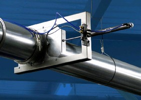 Automatic Gates optimize dust and fume extraction.