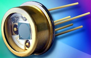 NIR Photodiode-Preamp Combo has optimized gain, sensitivity.