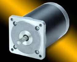 Hybrid Stepper Motors offer fine positioning capability.