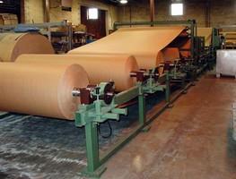 Custom Fiber Air Shafts for Custom Converting Machinery