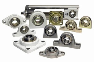 Marathon Mounted Bearing Units