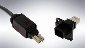 Electrical Inserts are designed for fiber optic networks.