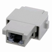 RJ45 Ethernet Module connects 8 data lines.