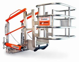 Gangways are designed using metal-stamping technology.