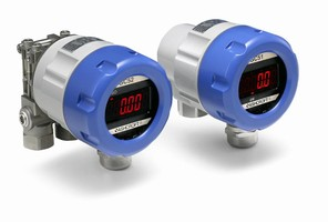 Pressure Transmitters feature 2.65 in. dia enclosure.