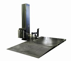 Pallet Stretch Wrapper operates in all environments.