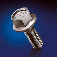 Flange Locking Bolt features conical design.