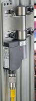 Hinge Interlock Switches safeguard hazards.