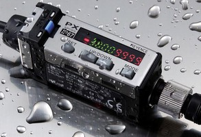 Photoelectric Sensors withstand adverse conditions.