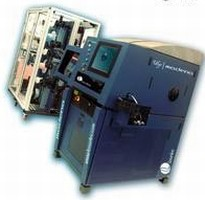 UV Laser-based Machine performs wire and cable marking.