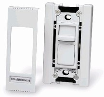 Lighting Dimmers target commercial applications.