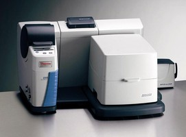 Spectrometer is designed for quality control applications.
