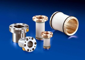 Hydraulic Shaft Locking Bushings suit automated systems.