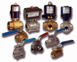 Bradford Valve Expansion Announced ...Product Line Now Includes Industrial Valves