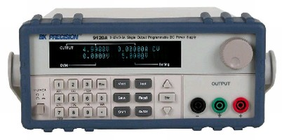 Digital DC Power Supplies offer up to 72 V output.