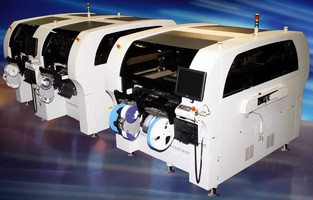Placement System addresses mid-tier SMT assembly needs.