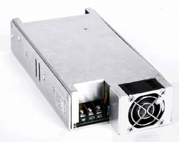 Switching Power Supplies produce 320 W with active PFC.
