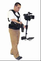 Camera Stabilizer System suits video and film production.