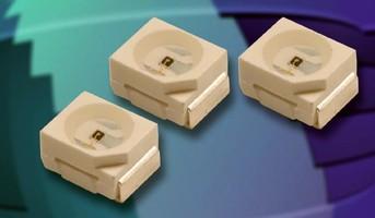 IR LEDs have surface mount design.