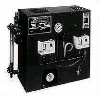 Electric Steam Generators suit small capacity applications.