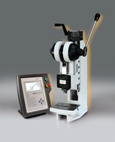 Toggle Press has integrated process/electronic stroke control.