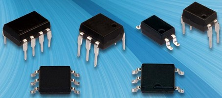Optocouplers can be specified for various applications.