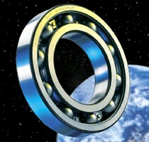 Deep Groove Ball Bearings promote quiet operation.