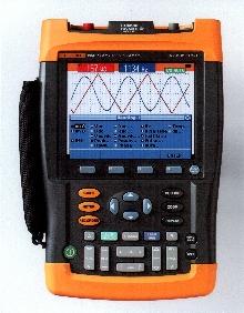 Oscilloscopes provide full-color display capabilities.