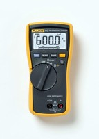 Multimeter enables basic meter set and reconnect testing.