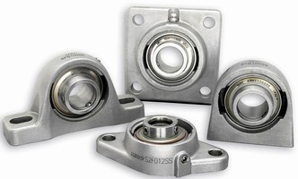 Marathon® Bearing Units 'Prelubricated For Life' to Save Time and Money Spent on Greasing
