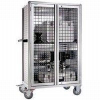 Aluminum Security Trucks offer corrosion resistance.