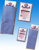Hot/Cold Pack Covers avert possibility of cross contamination.