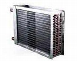 Heating and Cooling Coils offered in choice of materials.